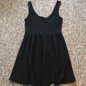Textured Skater Dress by Forever 21- like new!